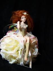'Thalia'  fairy by AmandaKathryn