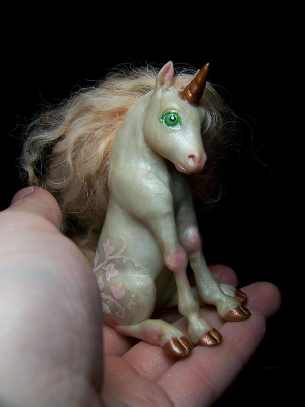 'Maple' unicorn pony by AmandaKathryn