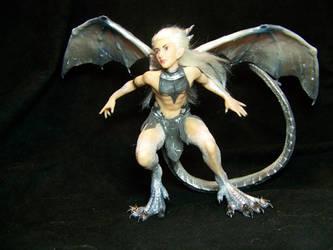 male dragon fairy by AmandaKathryn