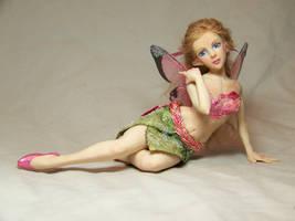Mirabelle ooak fairy by AmandaKathryn