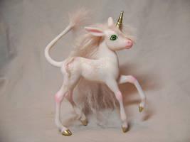 'Lacey' unicorn pony by AmandaKathryn