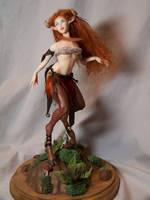 'Jael'  female satry by AmandaKathryn