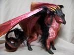 'Scarlet' ooak dragon 2