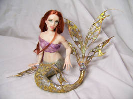 'muirgen' ooak mermaid by AmandaKathryn