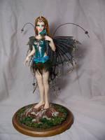 'Iris' masquerade fairy by AmandaKathryn