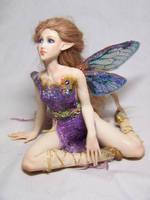'Kaylee' ooak fairy by AmandaKathryn
