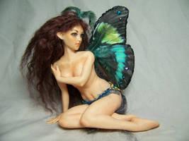 'Sophia' ooak fairy by AmandaKathryn