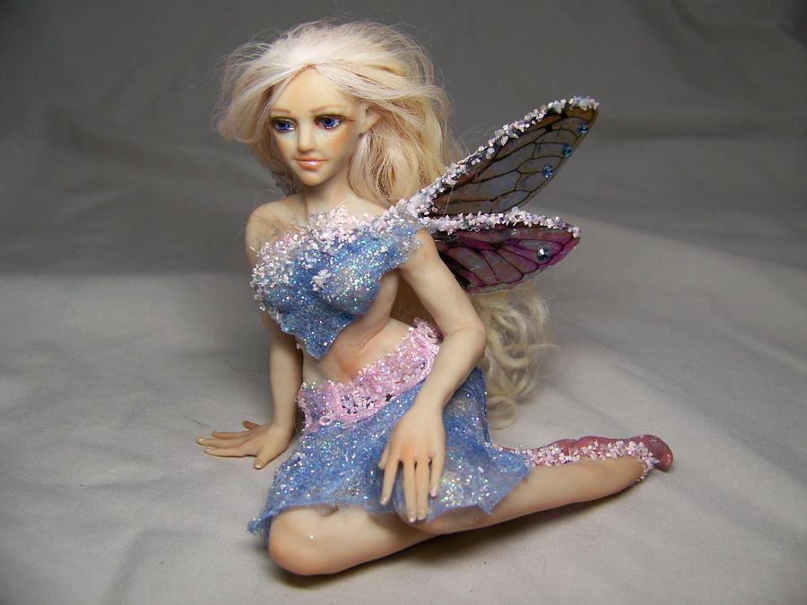 'Cara' ooak fairy by AmandaKathryn