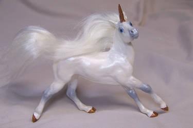 Spirit ooak Unicorn by AmandaKathryn