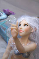 Dragon fairy detail by AmandaKathryn