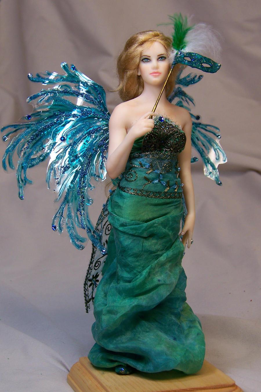 'Sieglinde' ooak fairy by AmandaKathryn