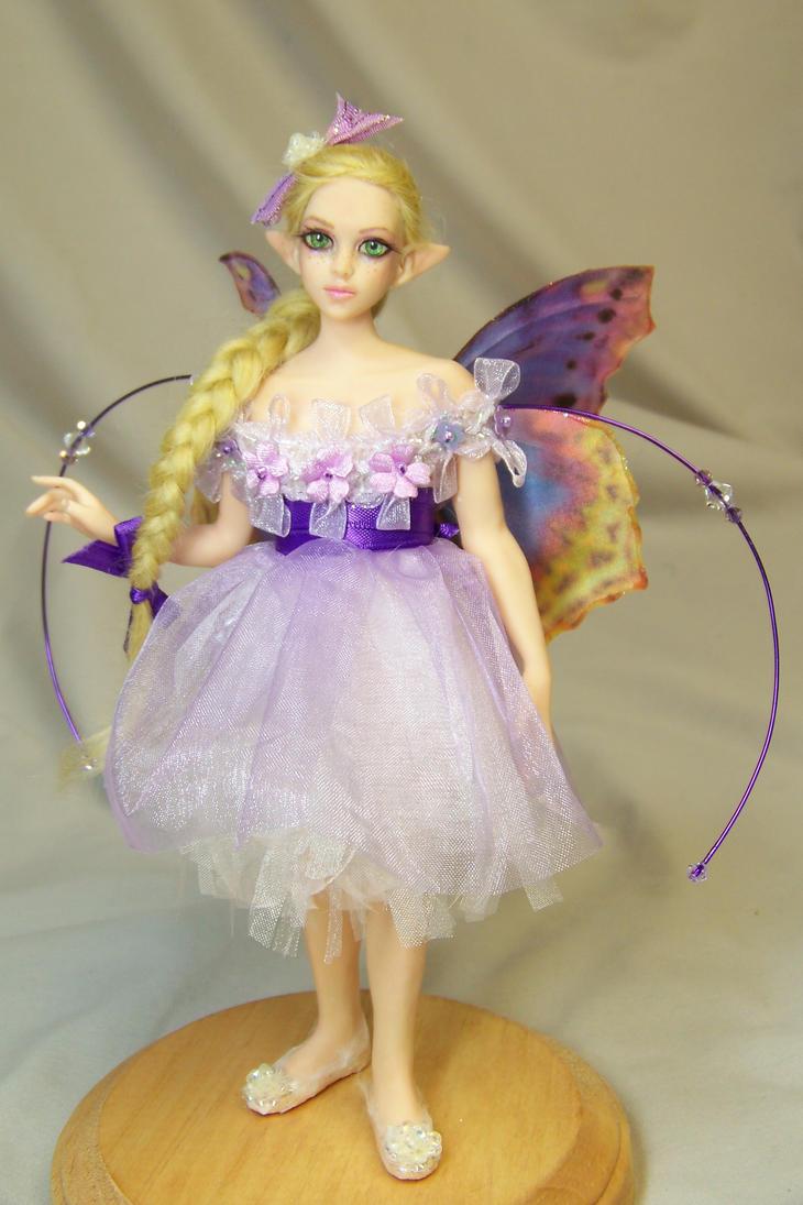 'Dulcibel' ooak fairy by AmandaKathryn