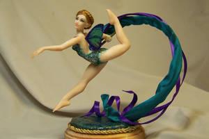 Charisse ooak fairy by AmandaKathryn