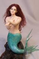 'Nereida'  ooak mermaid by AmandaKathryn