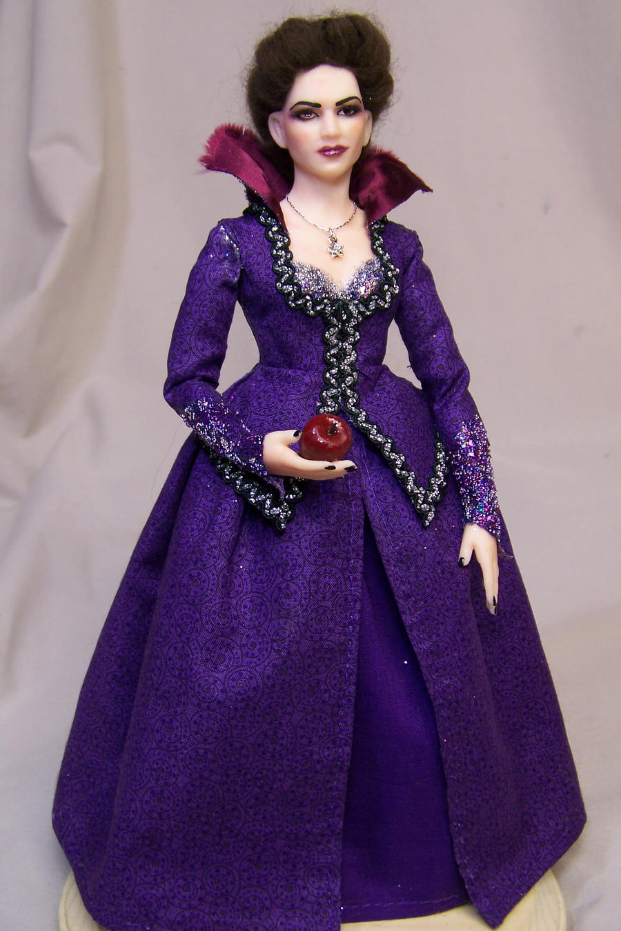 Evil Queen Regina by AmandaKathryn