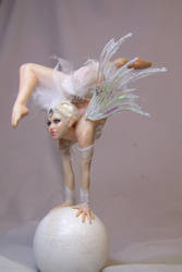 Timea: contortionist fairy by AmandaKathryn