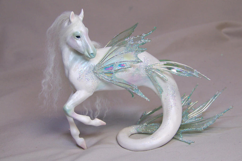 Aquaria sea horse by AmandaKathryn