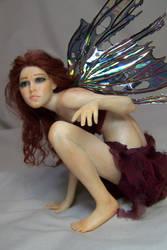 Melanie fairy sculpt