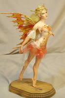 'Helia'  sun fairy by AmandaKathryn