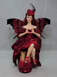 Amandine Valantine Fairy by AmandaKathryn