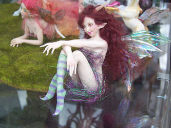 dark fairy by AmandaKathryn