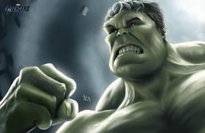 Hulk by B2DaRice