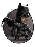 The Batman by B2DaRice