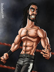 King Slayer! by B2DaRice