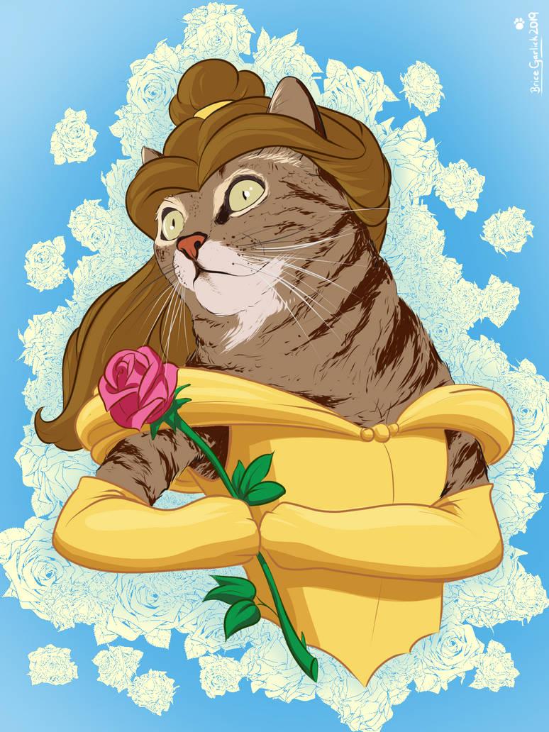 Kitten and the Beast by B2DaRice