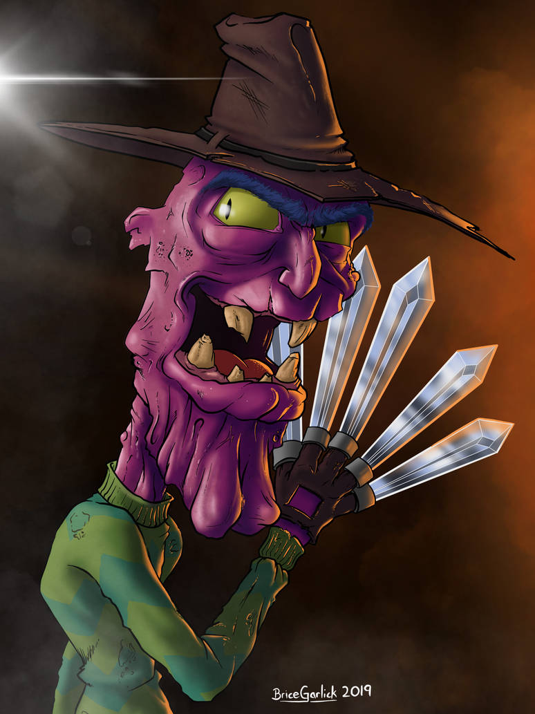 Scary Terry by B2DaRice