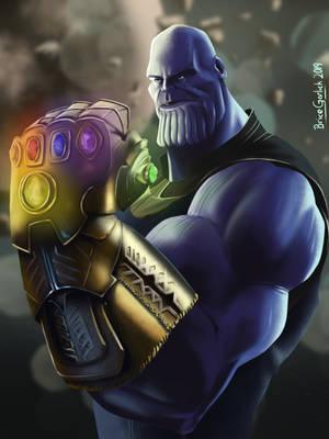 Thanos by B2DaRice