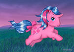 My Little Pony Baby Buttons