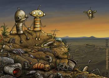Machinarium by MoogleyMog