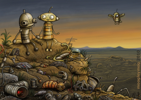 Machinarium by MoogleyMog