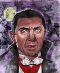 Dracula - Bela Lugosi - Universal Monsters #1