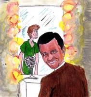 Casey Kasem Rest in Peace (1932 - 2014) by smjblessing