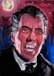 Dracula - Christopher Lee