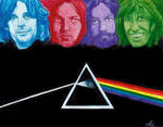Pink Floyd - Dark Side of The Moon by smjblessing