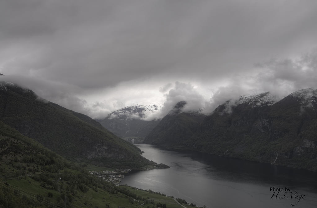 A view of Flaam by Pandinus