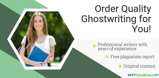 Professional Ghost Writer Los Angeles by BestGhostWritersPic