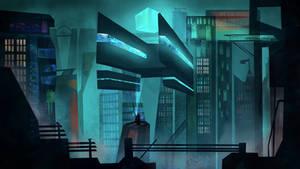 Cyber Night