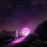 Astronaut Poster 1