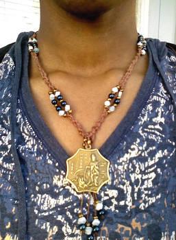 Prayer Necklace Collab