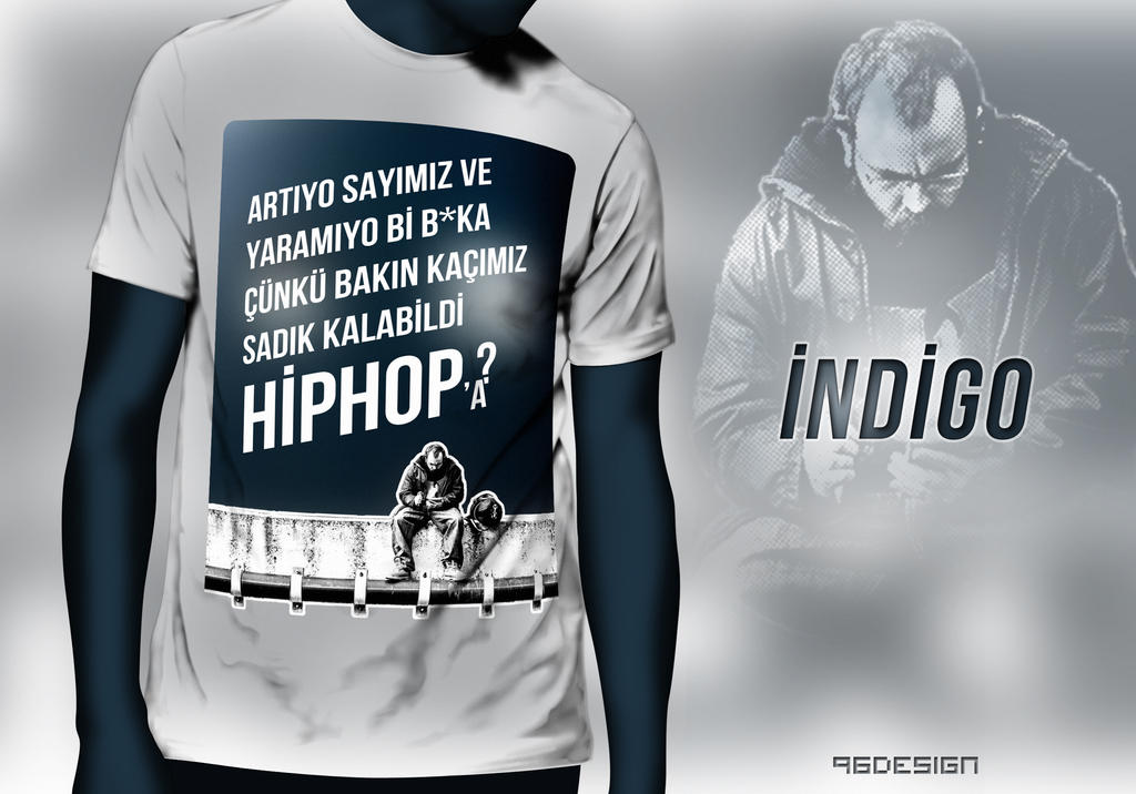 Indigo Hiphop by 96design