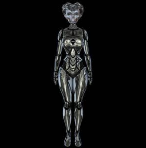 Robot Woman 1