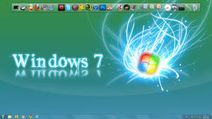 My Desktop March 2011 by Francr2009