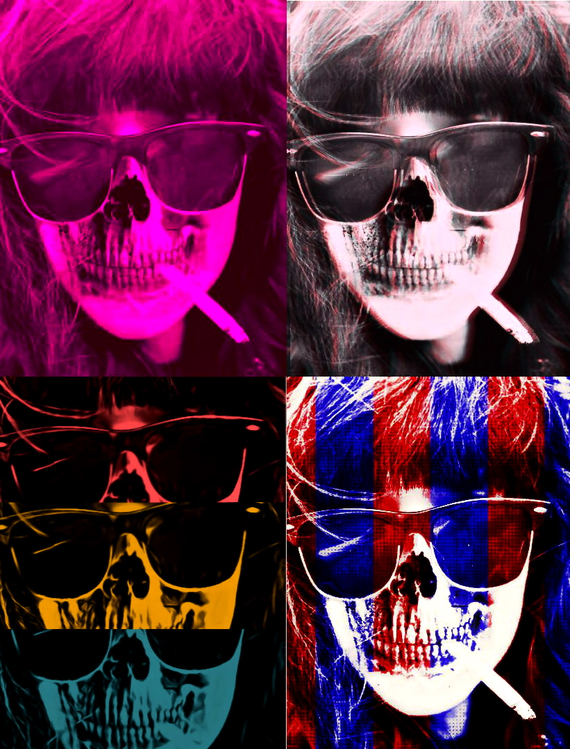 Skullgirl Concept 1 by HappyManDomo