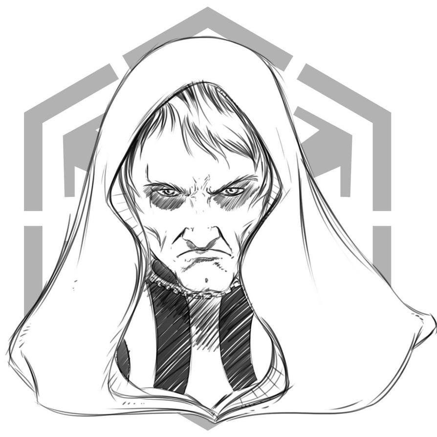 Anakin Skywalker by rubenslima