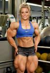 Elizabeth Banks Muscled