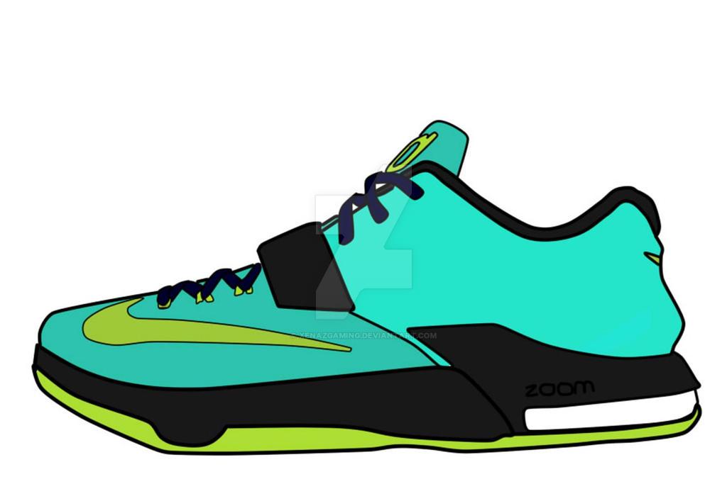 Nike KD 7 Uprising by XenazGaming ...